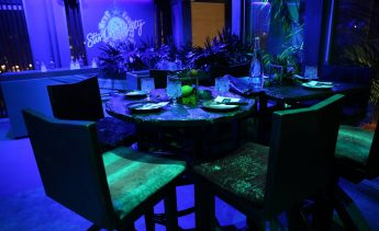 SteakBarSushi Stirs Creativity in Collaboration with Bombay Sapphire