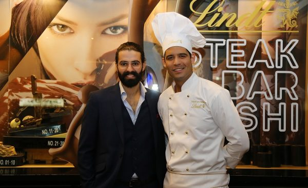 Celebrating the festive season: An exceptional experience with world renowned master chocolatier Matthew Muller